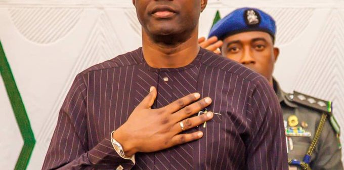 """ I won't mind breaking some toes to serve Oyo People"" says Gov Makinde"