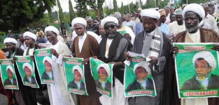 CORVID-19: FOLLOWERS WARN FG OVER FATE OF SHEIKH IBRAHIM ZAKZAKY